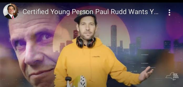 Rudd and Cuomo