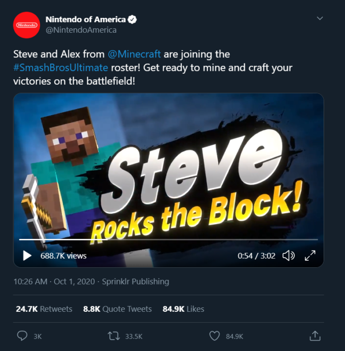 Steve Rocks the Block